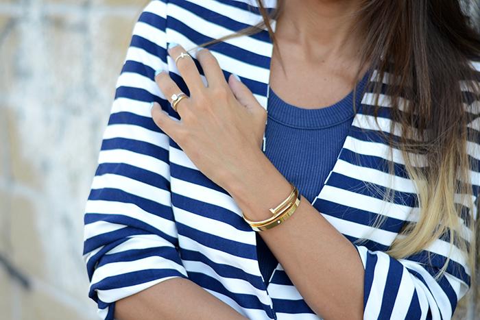 bracciale oro stile cartier