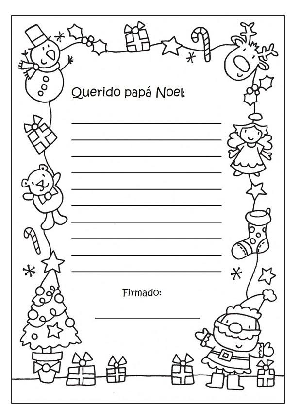 Excepcional Papa Noel Para Imprimir Composición - Ideas de Diseño de ...