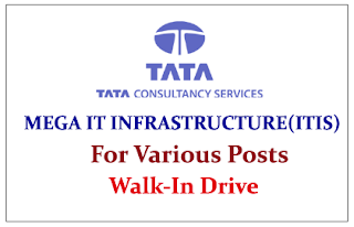 Tata Consultancy Service (TCS) Hiring for the Various Posts 2015