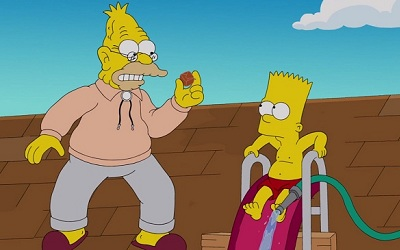Los Simpsons 24x19: El Negocio del Whisky - Español Latino - Online