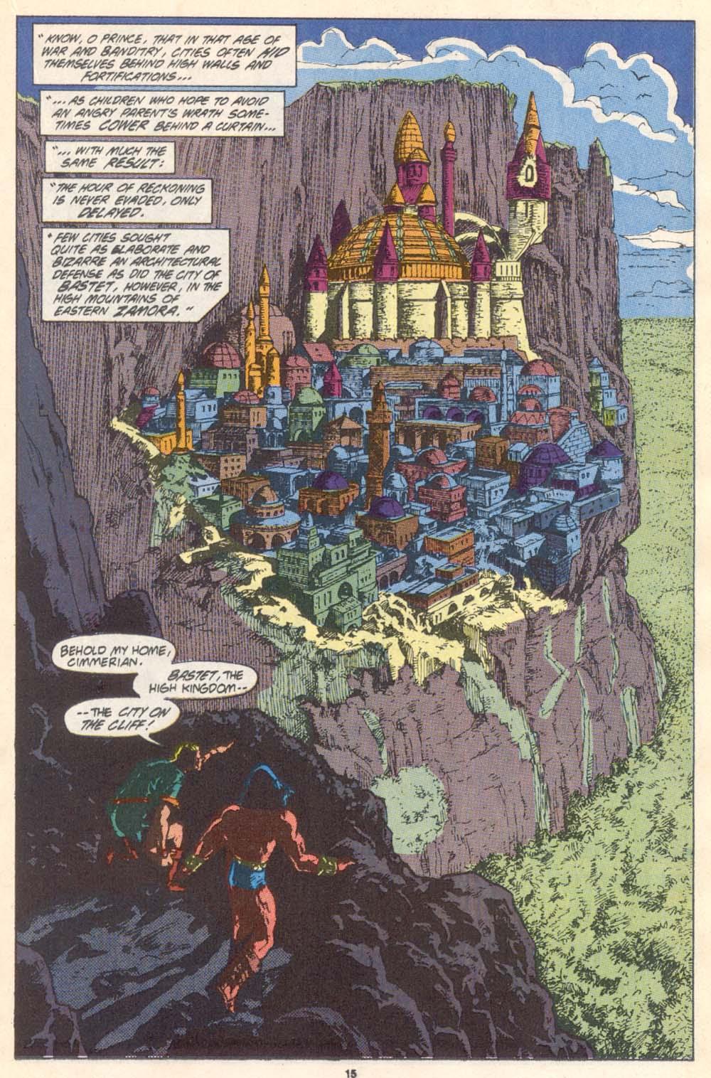 Conan the Barbarian (1970) Issue #226 #238 - English 12