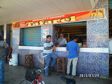 Lanchonete e Restaurante Tafareu