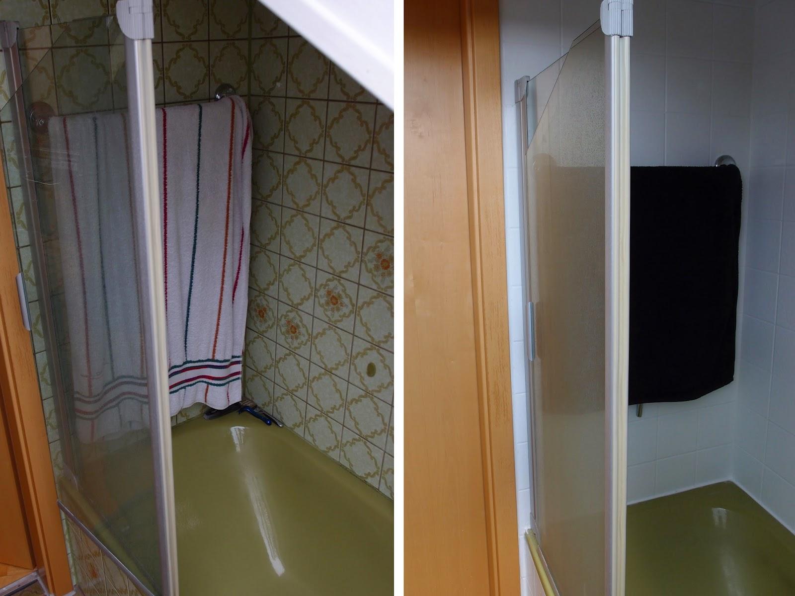 Badezimmer fliesen streichen