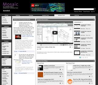 Auotodesk Mosaic Community