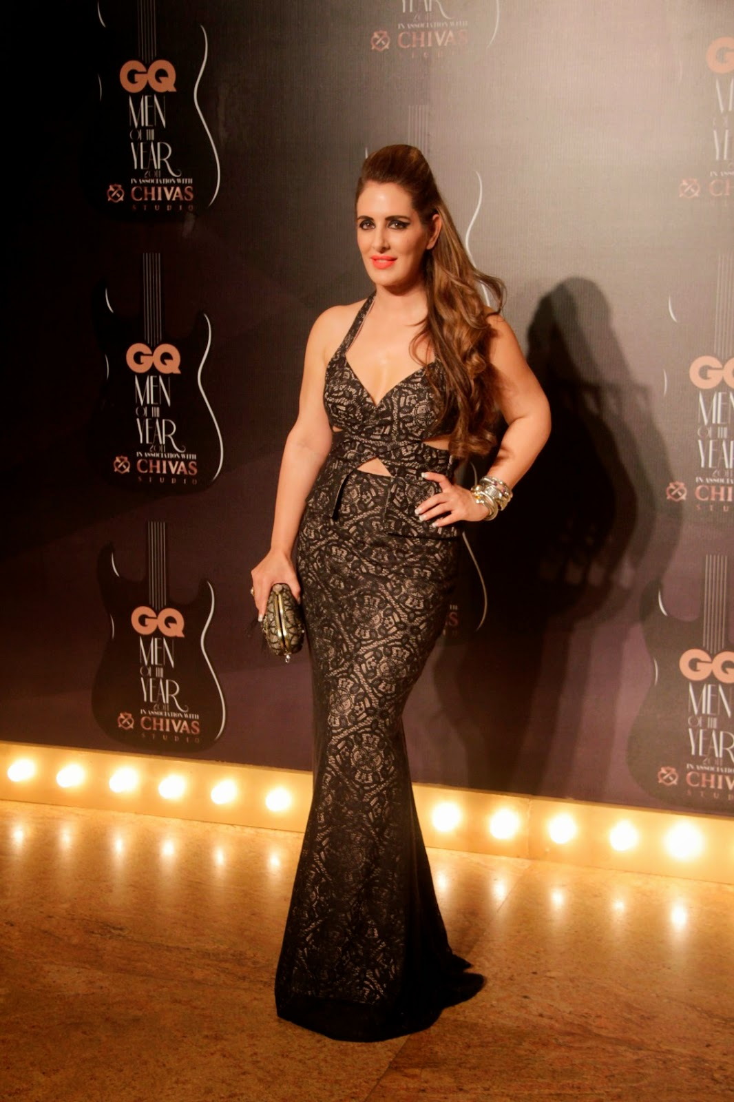 Celebs at GQ Men Of The Year Awards 2014 Pics