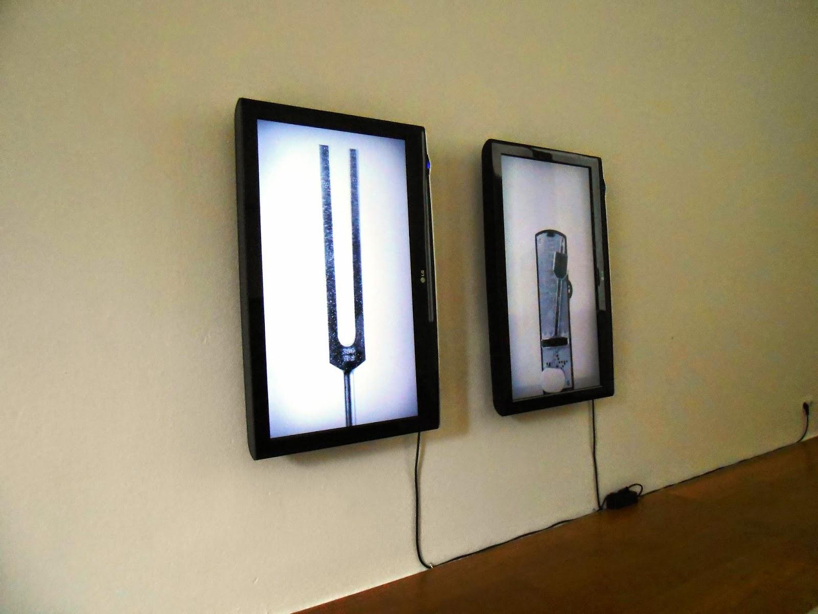 Espen Sommer Eide '396Hz at 2000 frames/s – 88BPM at 1000 frames/s' (2013) at Marres House, Maastricht
