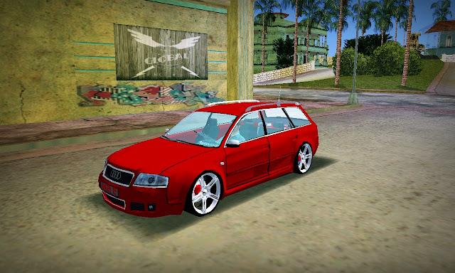 Audi RS6 Kombi - GTA Vice City