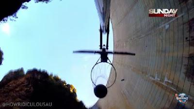 AMAZING SHOT!! (Screenshot from the video)