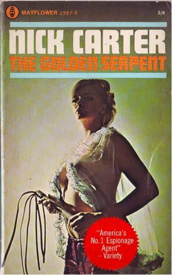 Image result for nick carter mayflower books