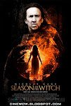 Poster Temporada De Brujas (Season of the Witch)