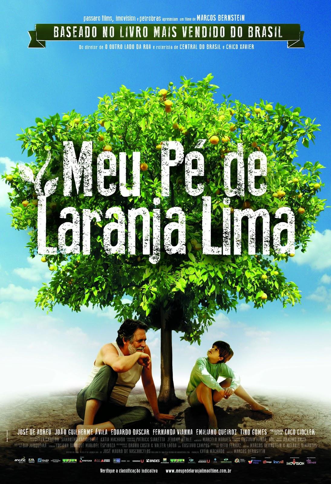 Meu Pé de Laranja Lima (2012)