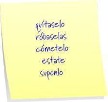 Casos especiales de tildación de palabras compuestas