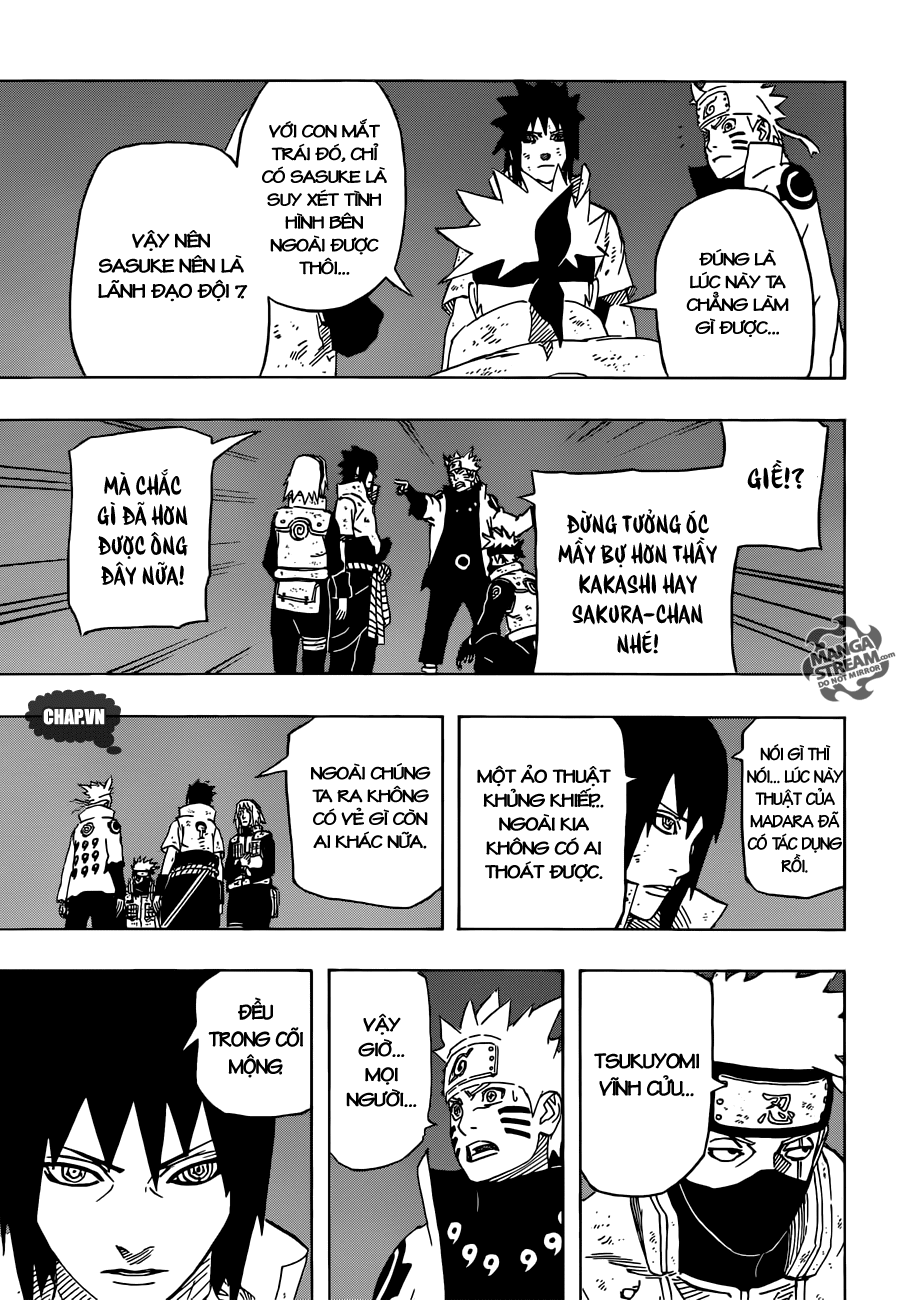 Naruto chap 678 Trang 3 - Mangak.info