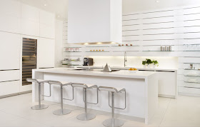 kitchen set minimalis modern