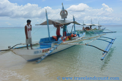 Small Boat for Island Hopping