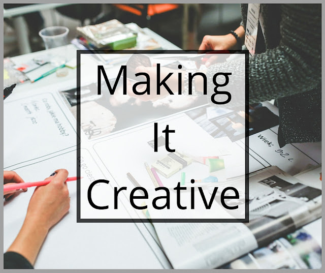 Making it Creative! | Bullet Point Branding