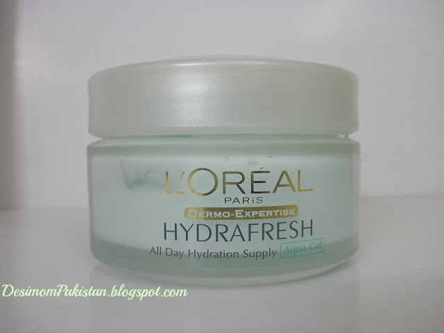 L'OREAL HYDRAFRESH AQUA GEL
