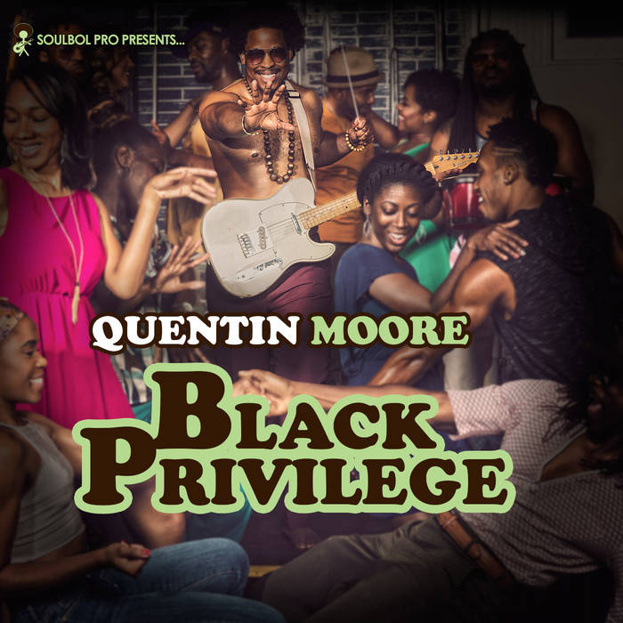 New release from Quentin Moore