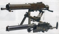 Skoda M1909 heavy machine gun