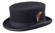 Carriage hat or Coachman hat