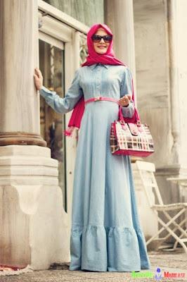 trend hijab terbaru