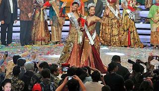 foto putri indonesia 2013