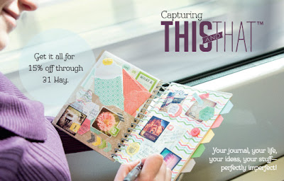This and That, Stampin' Up! UK