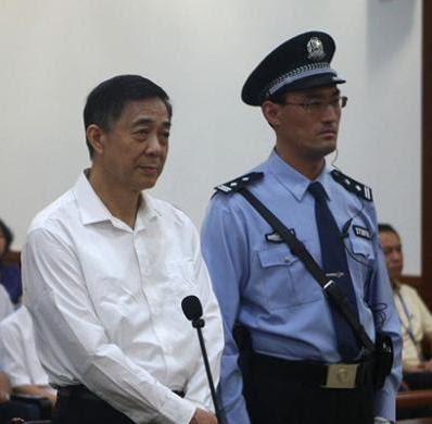Sidang Politisi China Bo Xilai Diwarnai Demo