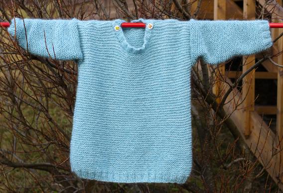 bli venn med strikkemaskinen