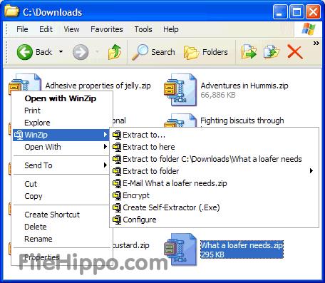 WinZip 17.0.10283
