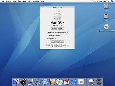 Mac OS X 10.4.6