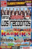 baile los recoditos tlaquiltenango 3 de enero