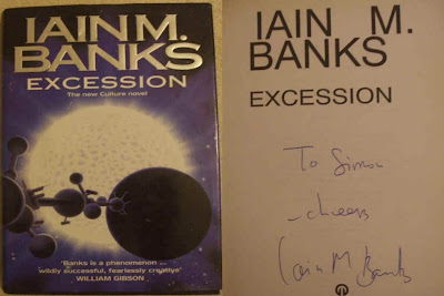ian m banks excession