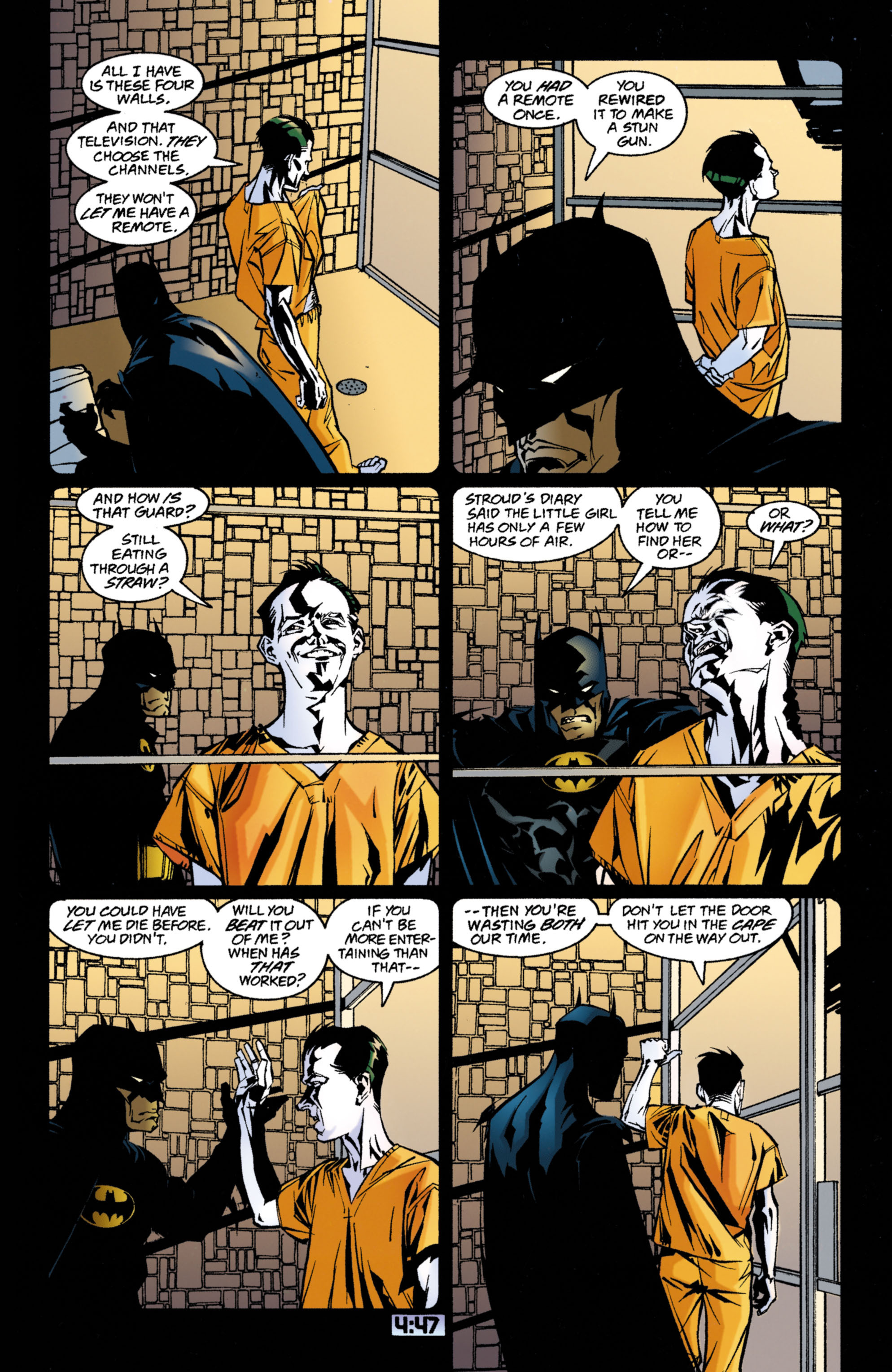 Detective Comics (1937) Issue #726 Page 9