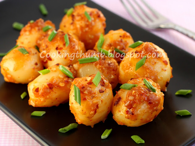 Chilli Potatoes