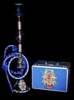 Hookah's popularity can be attributed to the fact that a lot of people enjoy the idea of coming together, experimenting and partying while in a natural high because of the smoke. In addition, the visual and multi-sensory experience it offers is one of a kind as well. That is why it has become extremely popular.