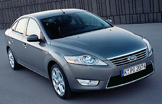  Manual Ford Mondeo