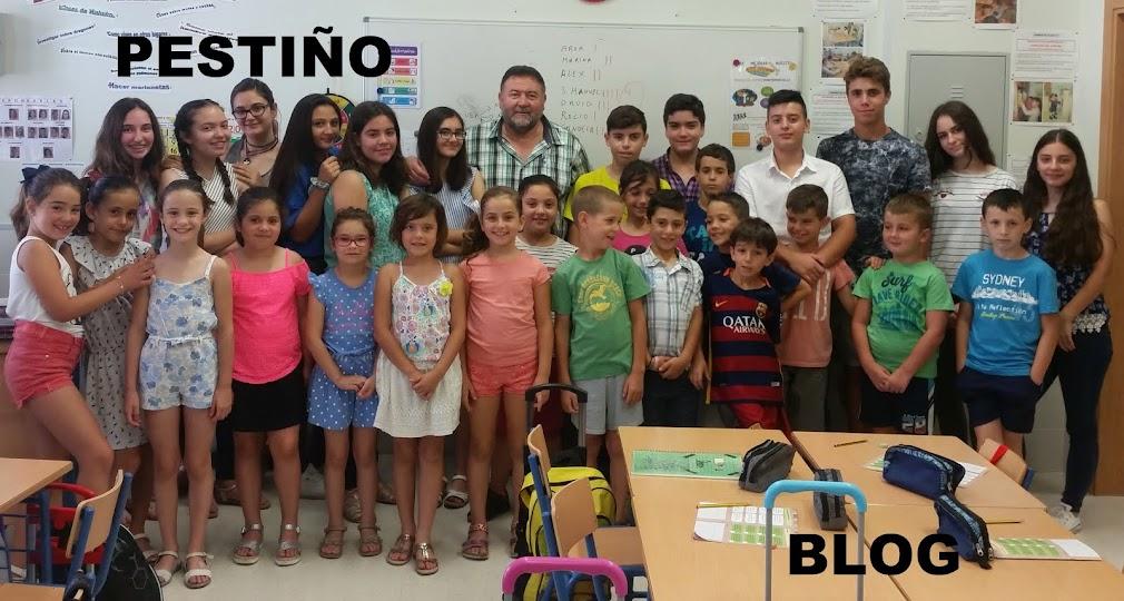 """""""PESTIÑO"""" blog de 4º"""