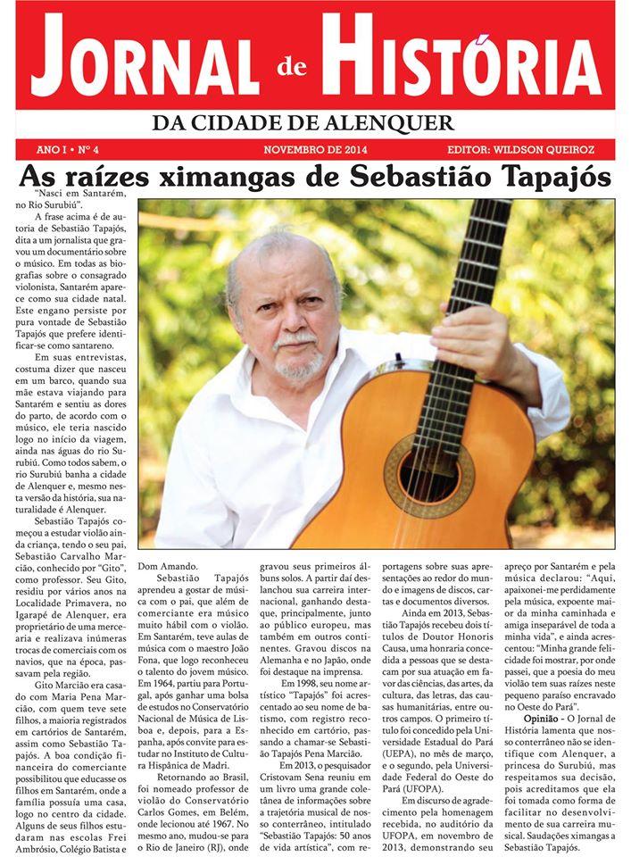 Conheça a História de Alenquer - Pará e região