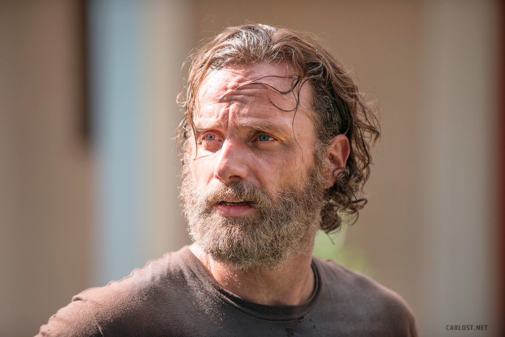 rick grimes andrew lincoln - photo #6