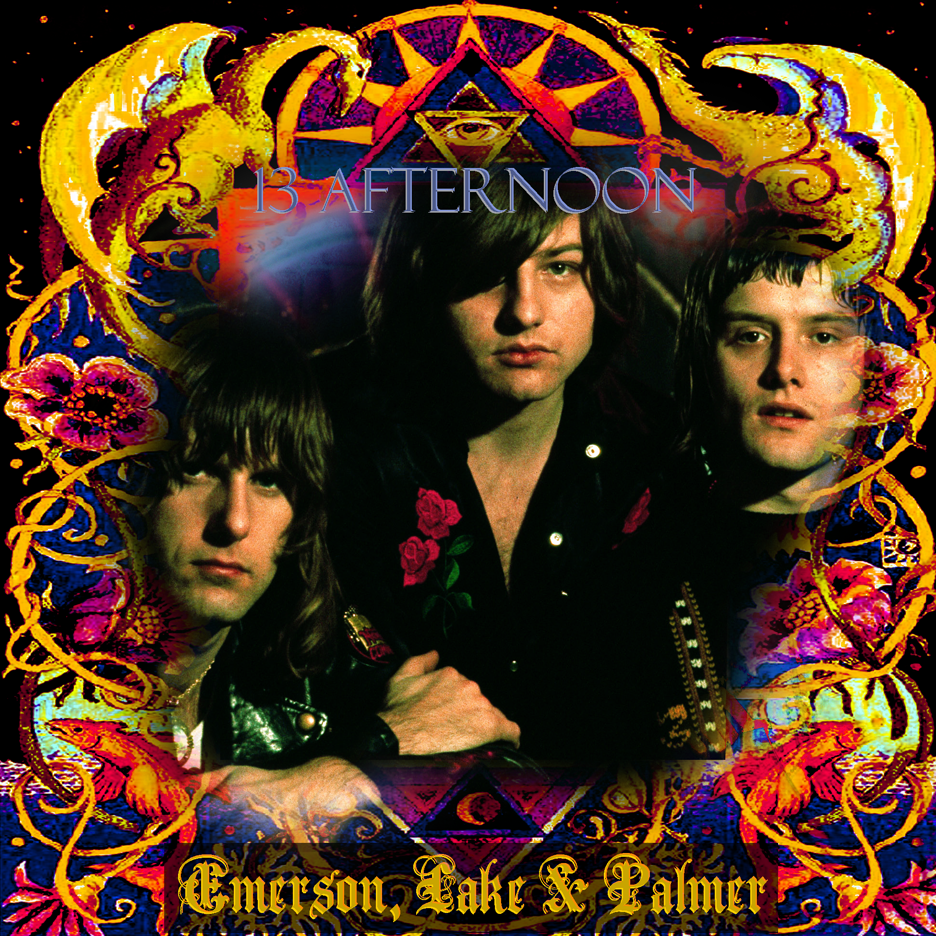 EMERSON, LAKE & PALMER - 13 afternoon