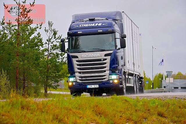 Scania Streamline продажа тягачей Хабаровск Якутия Магадан Владивосток Приморье Благовещенск Сахалин