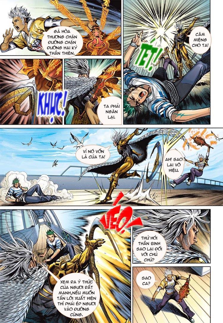 Thần Binh 4 chap 20 - Trang 33