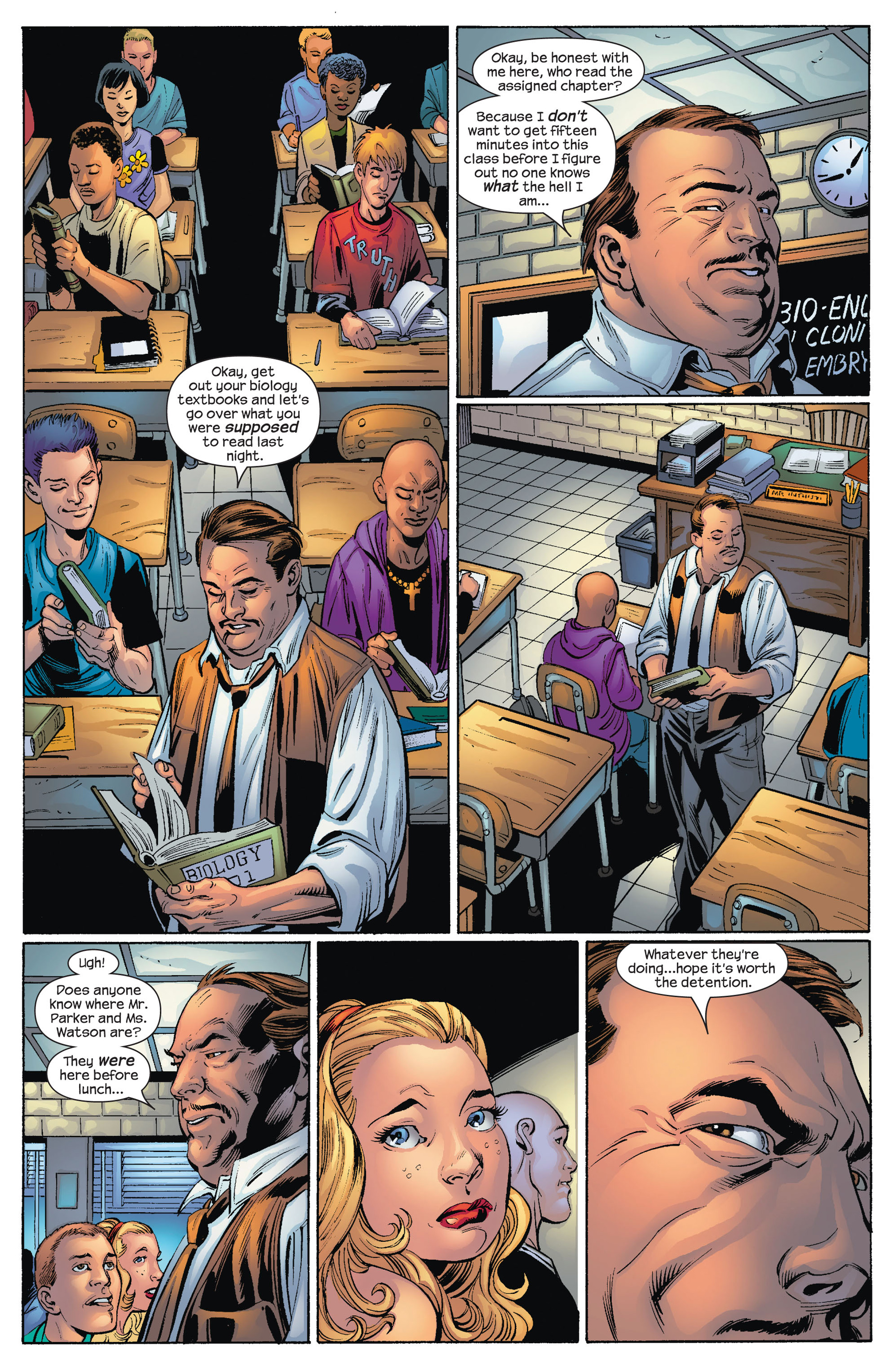 Ultimate Spider-Man (2000) Issue #76 #80 - English 9