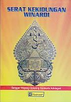 toko buku rahma: buku SERAT KEKIDUNGAN WINARDI, pengarang bambang suwarno, penerbit cendrawasih