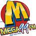 Ouvir a Rádio Mega FM 99,3 de Rondonópolis - Rádio Online