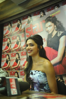 Actress Deepika Padukone Latest Pictures at Starweek Magazine Diwali Special Edition Launch 0007.jpg