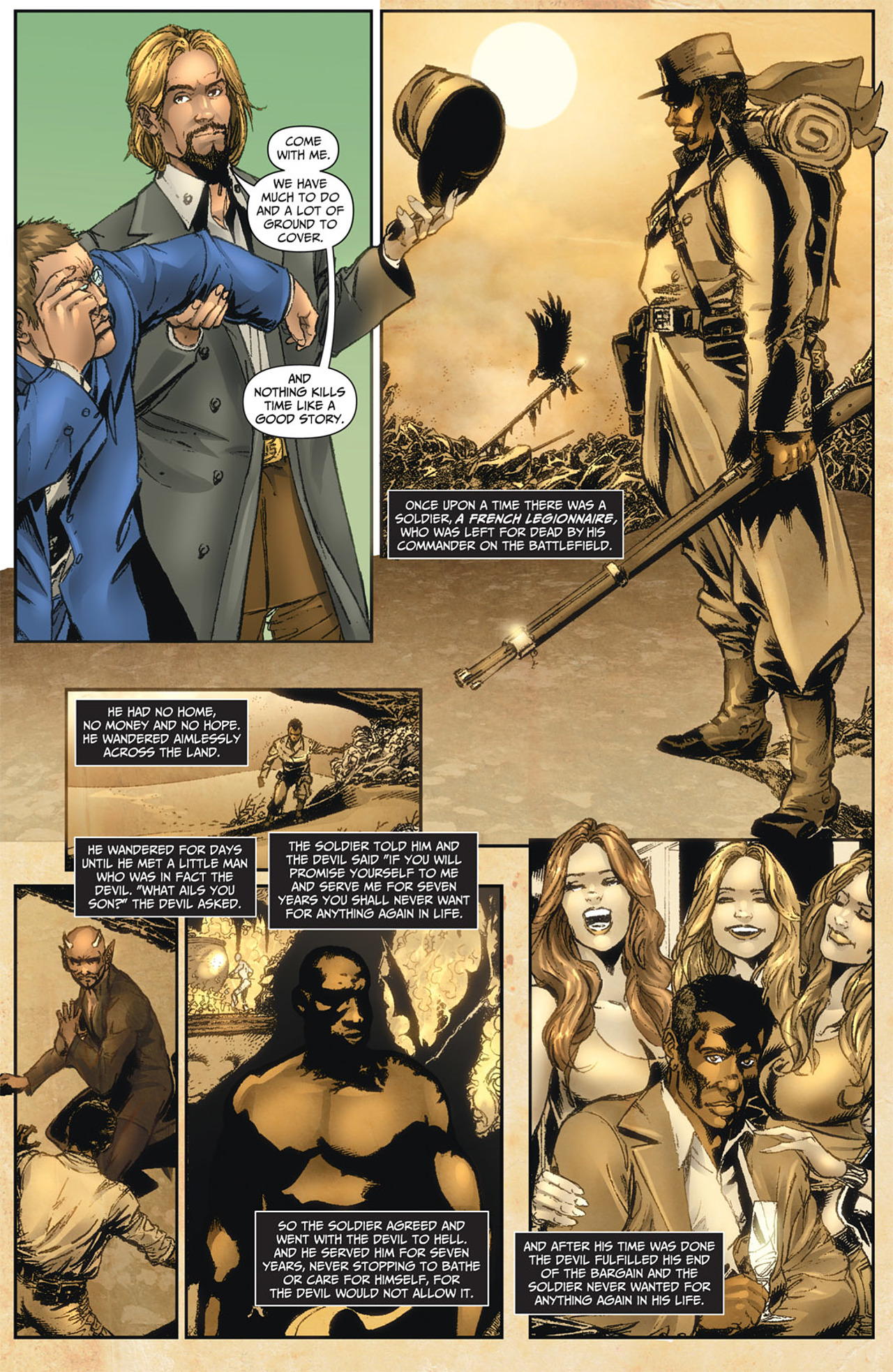 Grimm Fairy Tales (2005) Issue #44 #47 - English 12