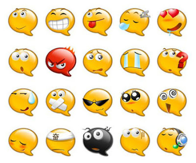 Emoticon BlackBerry