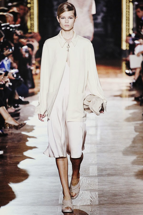 fashion inspiration | runway : stella mccartney s/s 2014, paris